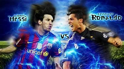 Messi Ronaldo Cristiano Lionel Photoshop Adobe Wallpapersafari