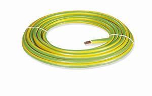 Cable De Terre 25mm2 : c ble de terre rigide 16mm2 ~ Dailycaller-alerts.com Idées de Décoration