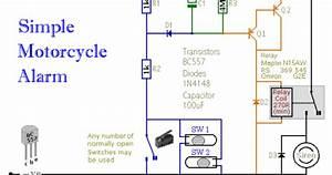 Steelmate Motorcycle Alarm Wiring Diagram