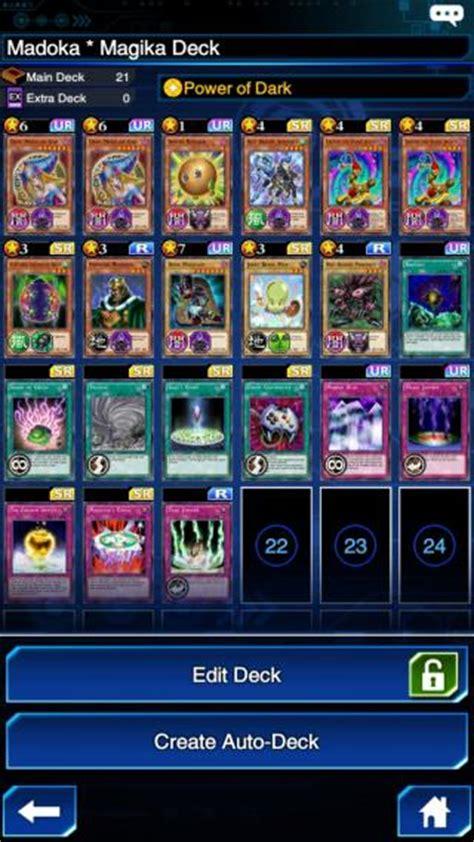 dark magician combo deck recipe yugioh duel links gamea