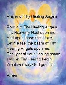 Healing Prayer Archangel Michael