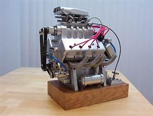 Mini V8 Motor : internet barn finds 1 scale miniature hot rod engines ~ Jslefanu.com Haus und Dekorationen