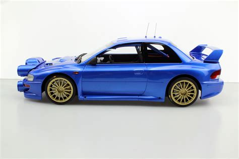 subaru wrc top marques collectibles subaru s4 wrc mc rally 1998
