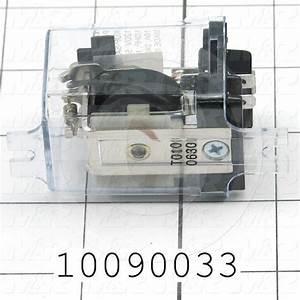 10090033    Control Relay  1 Pole  120vac Coil Voltage