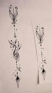 Dessin Fleche Tatouage : fl che par le h risson tatoo besan on france tatoo pinterest tatouage tatouage fl che ~ Melissatoandfro.com Idées de Décoration