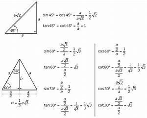 Höhe Gleichschenkliges Dreieck Berechnen : winkelfunktionen im rechtwinkligen dreieck ~ Themetempest.com Abrechnung