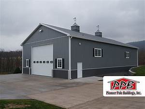 42 best pole barn images on pinterest With 60x100 pole barn