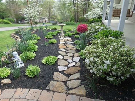 Landscaping Ideas With Mulch And