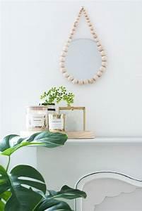 Spiegel Deko Ideen : spiegel verzieren 22 kreative ideen wie sie ihrem wohnbereich mehr individualit t verleihen ~ Markanthonyermac.com Haus und Dekorationen