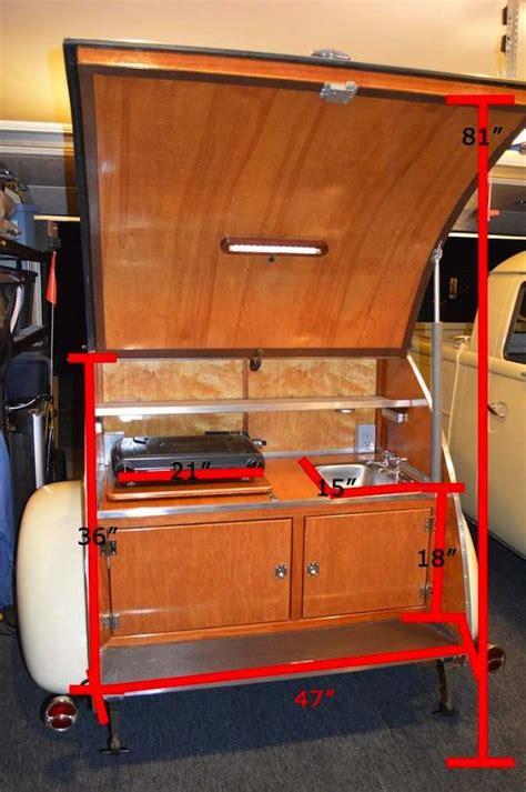 wooden hand built teardrop camper  sale