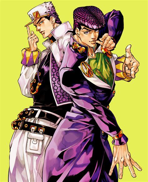 Jjba Part 5 Manga Jpeg Box Download Your Favorite Digital Wallpapers