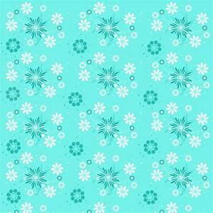 Free Blue Floral Pattern by desintgnmou on DeviantArt