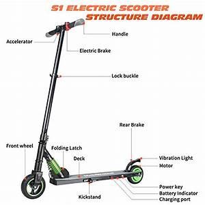 E Kick Scooter : megawheels 250w electric scooter ultra lightweight ~ Jslefanu.com Haus und Dekorationen