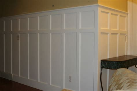 diy panel installing wainscoting correctly family room