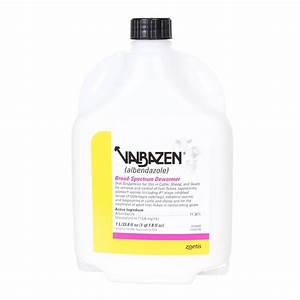 Valbazen Oral Suspension 1 Liter p
