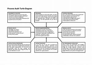 9  Iso 9001 Process Audit Turtle Diagram