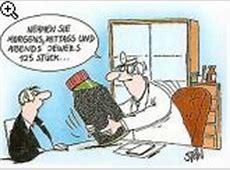 TIERISCH satirisch Ingrid Riedl's ZAUBERfaeden myblogde