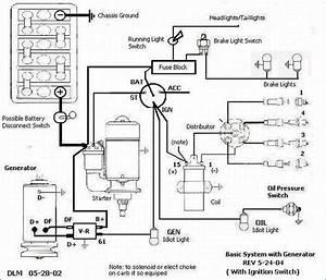 Simple Sand Rail Wiring Diagram
