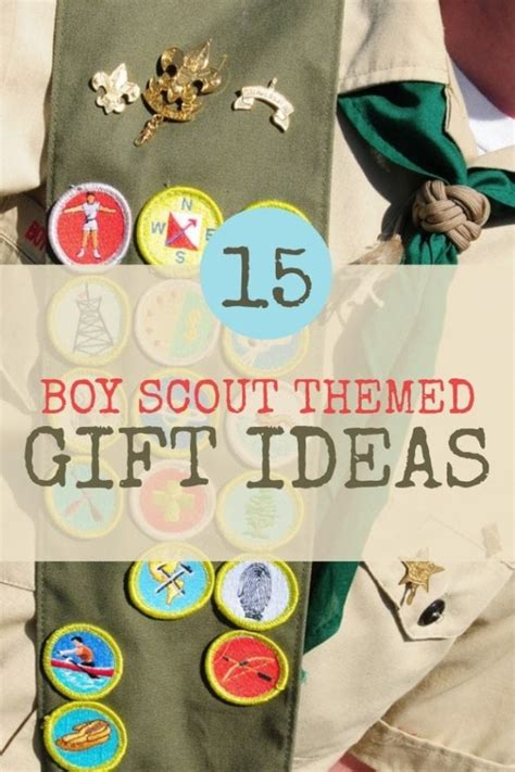 great boy scout themed gift ideas spaceships