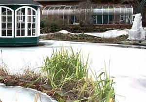 Gewächshaus Im Winter : garten im winter mit naturagart teiche planen bauen ~ Lizthompson.info Haus und Dekorationen