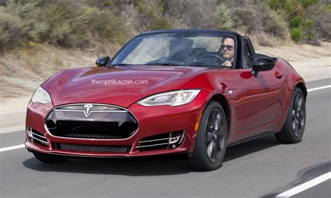 2016 Mazda Mx5 Rendered As Scion, Alfa Romeo And Tesla