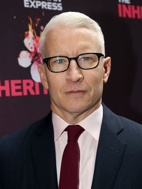 Anderson Cooper Says Son Wyatt Will Only Call One Of His ...