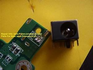 Acer Aspire 5050 3242 Series Zr3 Dc Power Jack Repair