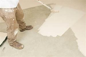 L Steine Streichen : betonboden abdichten worauf dabei zu achten ist ~ Frokenaadalensverden.com Haus und Dekorationen