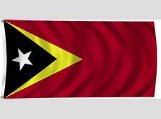 Flag of TimorLeste, 2011 ClipPix ETC Educational