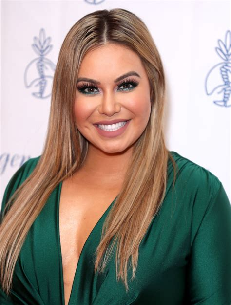 Chiquis Rivera At 32nd Annual Imagen Awards, Los Angeles ...