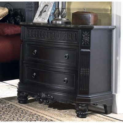 Britannia Nightstand by Millennium Nightstands Britannia B651 93 2 Drawers