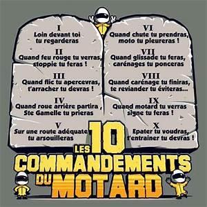 Cadeau Pour Un Motard : 10 commandements du motard photos humour ~ Melissatoandfro.com Idées de Décoration