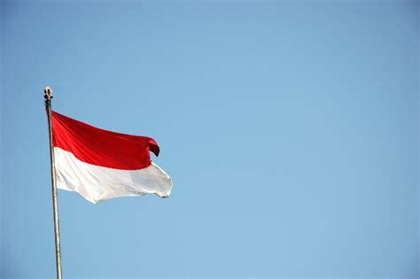 merak putih wallpaper bendera merah putih indonesia