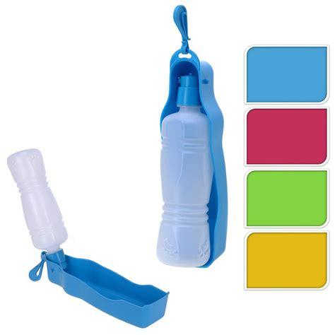 trinkflasche fuer hunde mobiler wasserspender fuer den