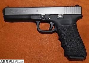 ARMSLIST - For Sale: Glock 35 40S&W Robar Grip Night ...