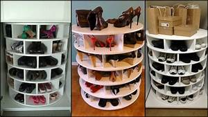 25 DIY Shoe Rack Ideas-Keep Your Shoe Collection Neat and