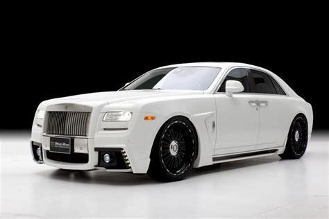 Rolls Royce Ghost Picture by 2013 Rolls Royce Ghost Sports Line Black Bison By Wald