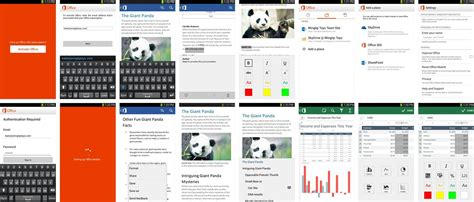 office app for android 微软发布 office mobile for android 应用 推酷