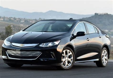 Why The 2018 Chevy Volt Is No Ordinary Car  Torque News