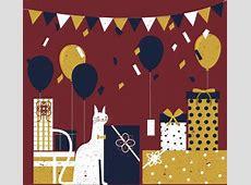 Birthday tarpaulin background free vector download 49,381
