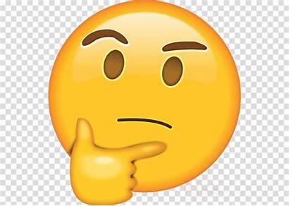 Emoji Confused Clipart Transparent Clip
