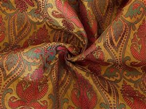 Stoffe Zum Nähen Kaufen : stoff blumen brokat gewebe indische brokat stoff ein designerst ck von apheleiaclothing bei ~ Buech-reservation.com Haus und Dekorationen