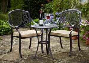Gartentisch Metall Rund : gartenm bel aus gusseisen f r eine edle gartenatmosph re ~ Yasmunasinghe.com Haus und Dekorationen