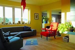 Warme Farben Wohnzimmer : wohnzimmer farben keimfarben ~ Buech-reservation.com Haus und Dekorationen