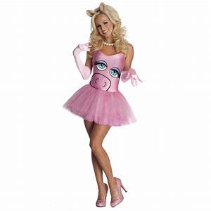 Buy The Muppets Miss Piggy Adult Costume