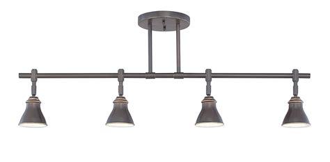 outdoor track lighting quoizel qtr10054pn contemporary ceiling track light qz