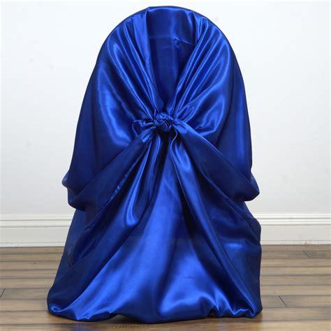 100 pcs satin universal chair covers wholesale wedding