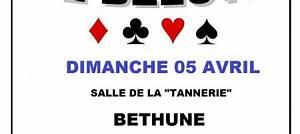 Salle Des Ventes Bethune : tournoi de belote le 5 avril 2015 b thune pas de calais ~ Medecine-chirurgie-esthetiques.com Avis de Voitures