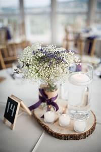 Rustic, Baby, U2019s, Breath, And, Floating, Candle, Centerpieces