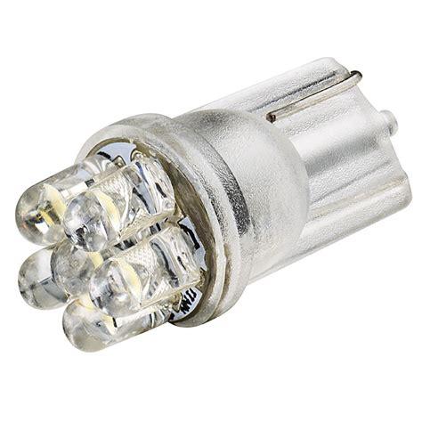 194 led bulb 6 led miniature wedge retrofit